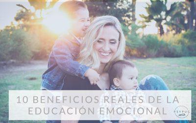 10 beneficios reales de la educación emocional