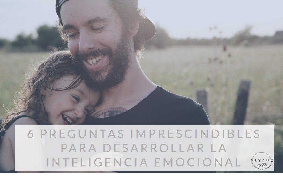 6 preguntas imprescindibles para desarrollar la inteligencia emocional en los niños